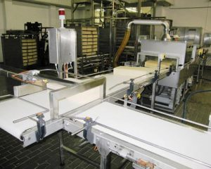 CONVEYOR BELTS FOR BUTTER PROCESSING