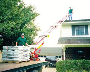 CONVEYOR BELTS FOR ROOFING TILES