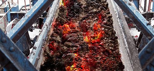 Heat Resistant Conveyor Belts exporter in ahmedabad, India